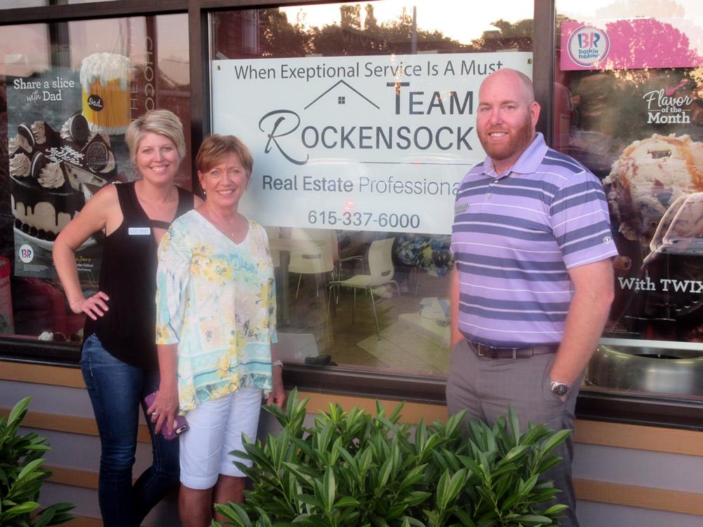 ice cream social with team rockensock – June-2017